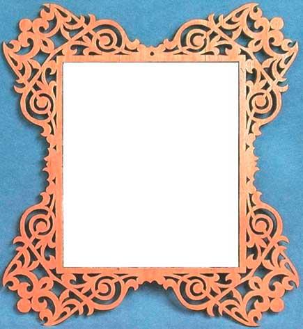 Рамки из фанеры для фото