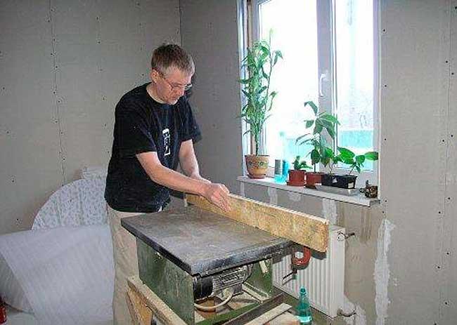 Как сделать вагонку в домашних условиях