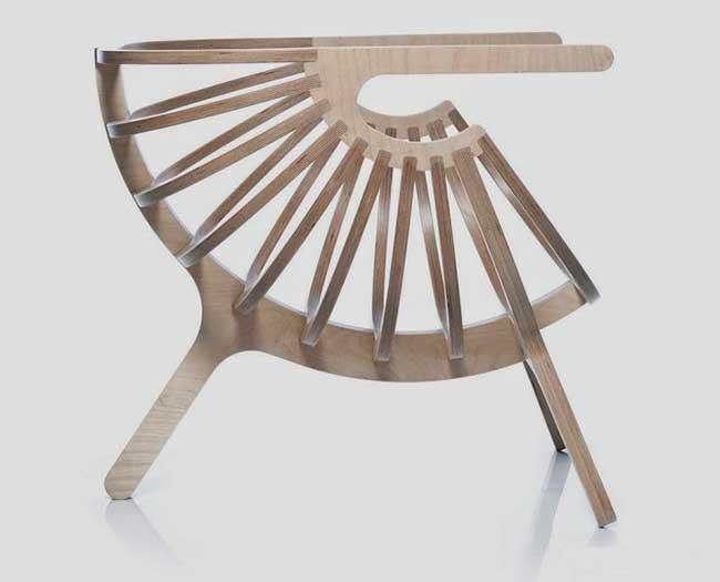 Кресла ракушка своими руками
