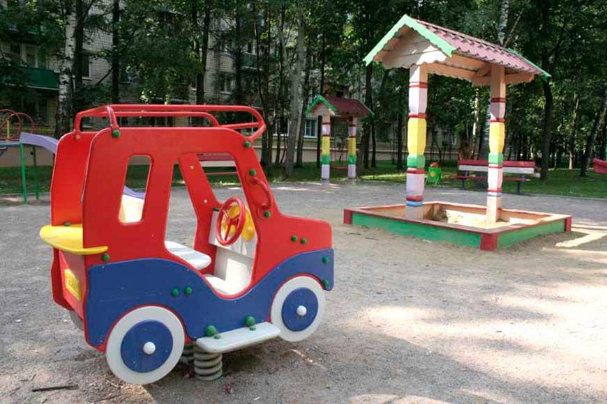 Малые формы для детского сада