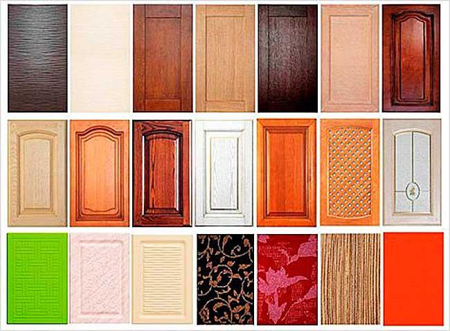 Как обновить фасады мебели