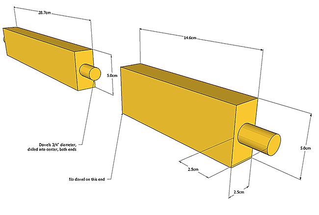 детали для установки ящика 3