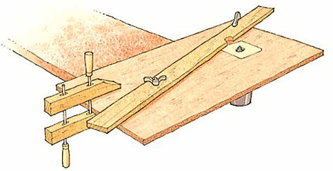 Простейший фрезерный стол своими руками