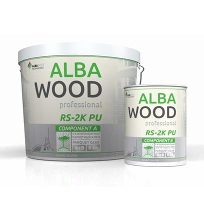 Клей полиуретановый Albawood RS-2K PU Альбавуд РС-2К ПУ