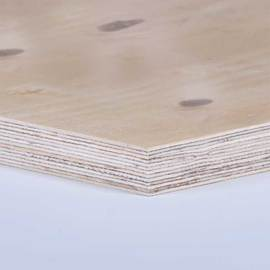 Фанера ФСФ | 18мм | 1220 мм х 2440 мм | березовая | строительная | НШ