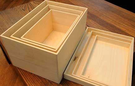 Ящик из фанеры своими руками фото