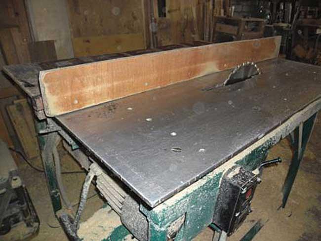 Оптимальный размер циркулярного стола